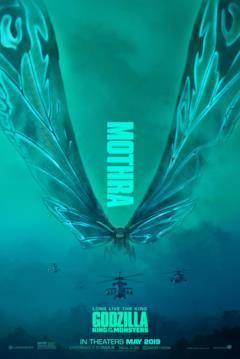 Poster di Mothra