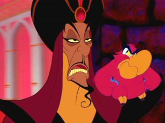Lo Jafar originale, lo stregone capace di cambiare il suo aspetto