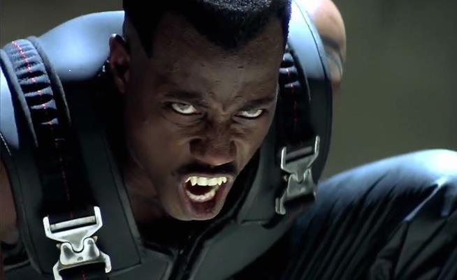 Blade: Wesley Snipes ha parlato con la Marvel del suo ritorno
