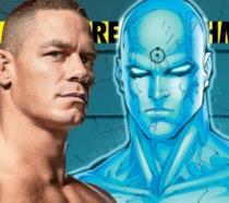 John Cena e il Dr. Manhattan
