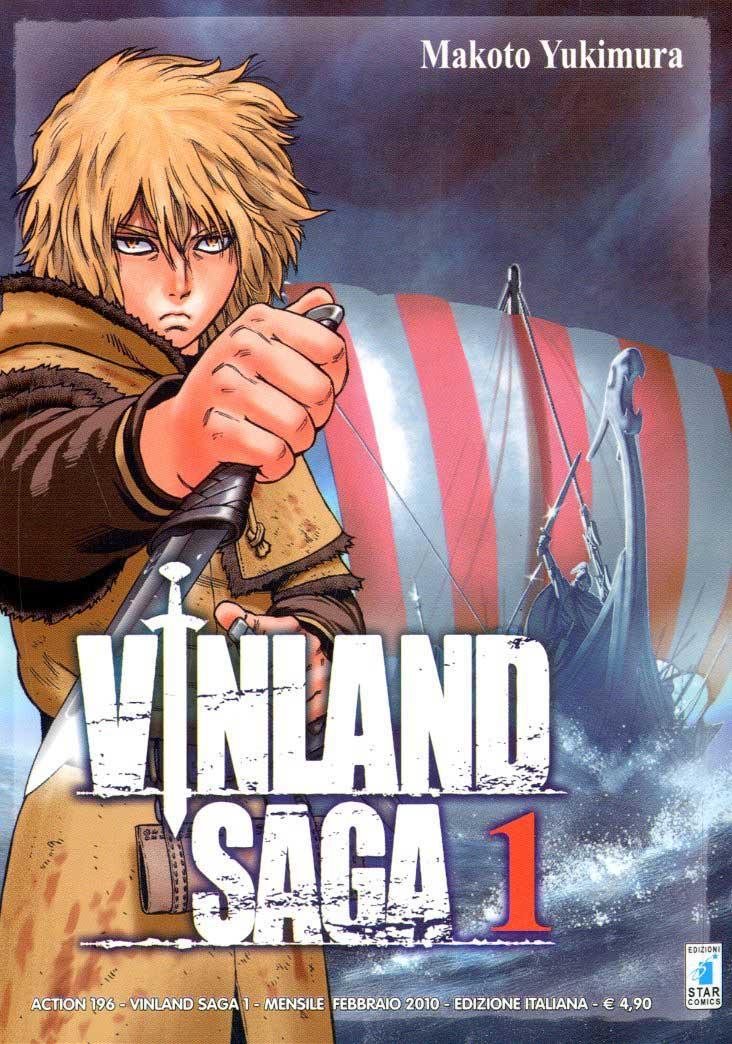 Vinland Saga Star Comics