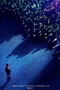 John Wick contro tutti nel poster internazionale