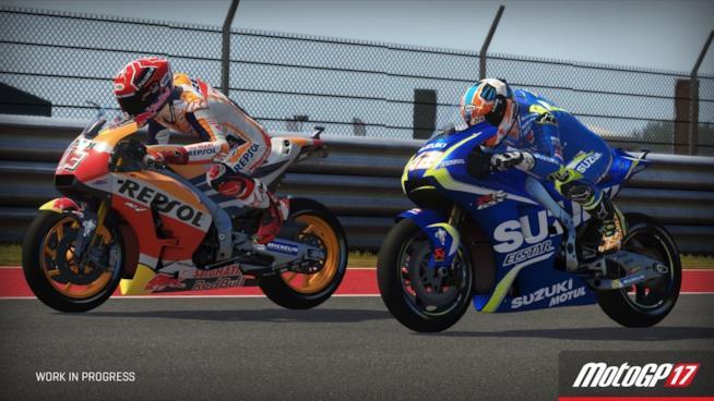 MotoGP 17 in uscita su PC e console