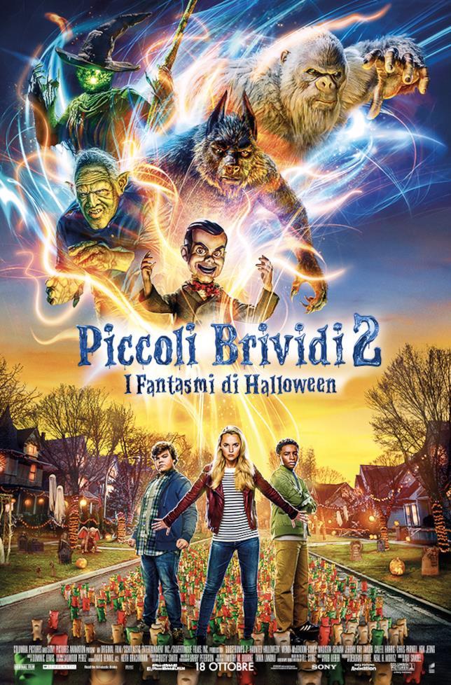 Piccoli Brividi 2 - I Fantasmi di Halloween, al cinema dal 18 ottobre
