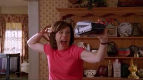 Lois, la madre vulcanica di Malcolm