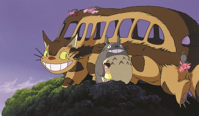 Neko Bus da Totoro