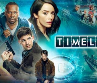 Timeless promo art