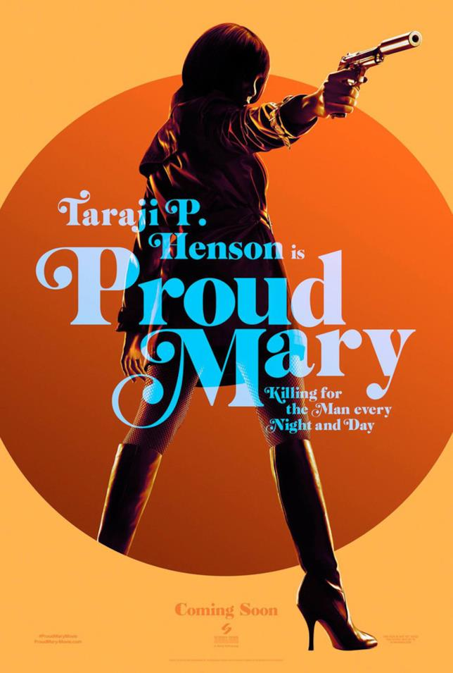 Il poster di Proud Mary