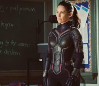 Evangeline Lilly, protagonista in Ant-Man and the Wasp