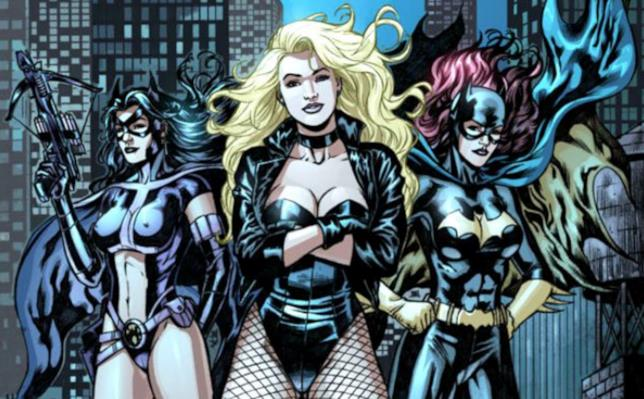 Un'immagine da Birds of Prey