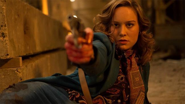 Brie Larson nel film Free Fire