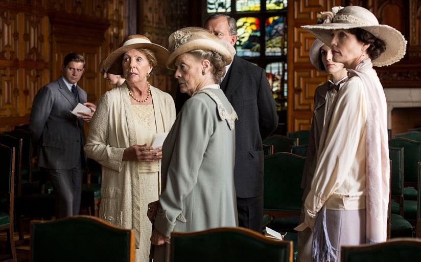 Downton Abbey ha terminato le riprese per il film, a giugno 2019 anche un concerto con Jim Carter