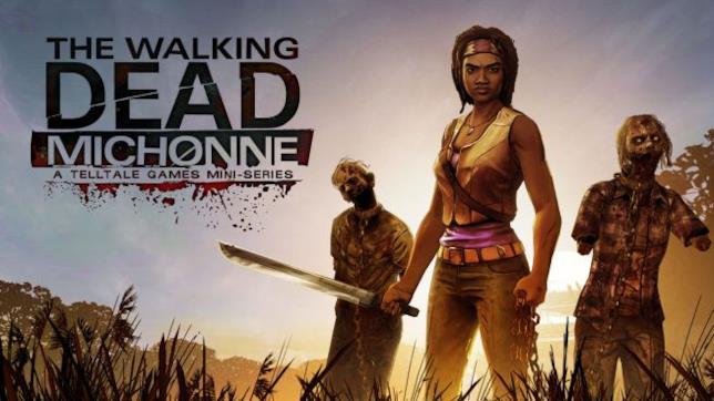 Michonne sarà protagonista di un videogioco in 3 episodi di The Walking Dead