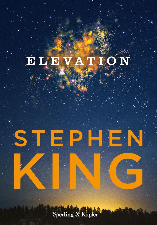 La copertina dell'edizione italiana di Elevation
