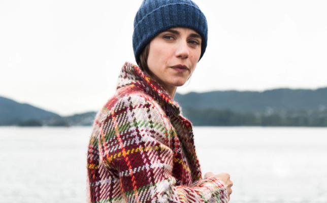 Valeria Nobili in una scena di Quo vado? in Norvegia