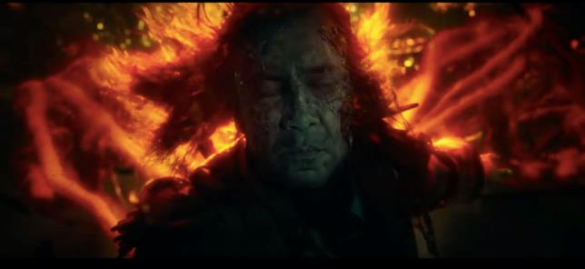 Javier Bardem interpreta il Capitan Salazar ne Pirati dei Caraibi 5