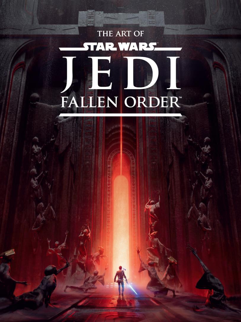 Cover di The Art of  Star Wars Jedi: Fallen Order