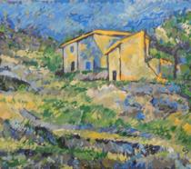 Cezanne's Houses at L'Estaque