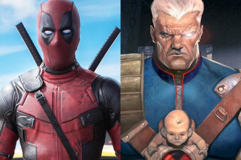 Deadpool assieme all'alleato Cable