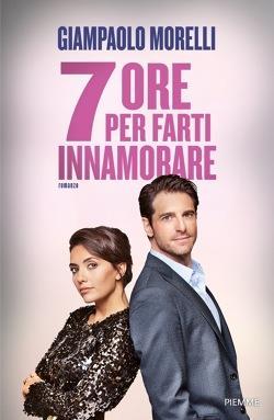 La copertina del secondo romanzo dell'attore Giampaolo Morelli