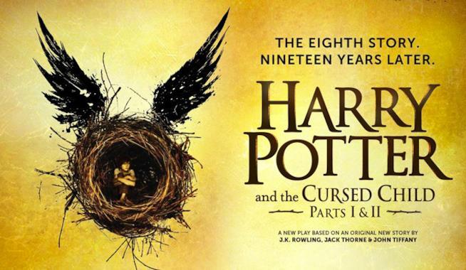 Il nuovo Libro di Harry Potter