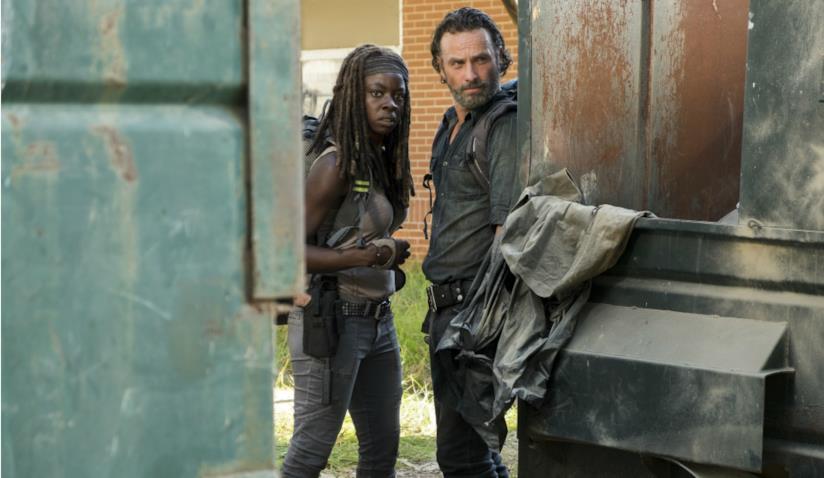 The Walking Dead omaggia Creepshow
