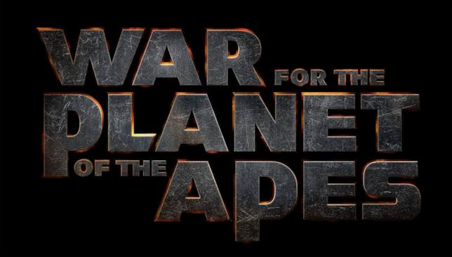 La Guerra del Pianeta delle Scimmie il poster