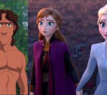 Tarzan è il fratello di Elsa e Anna? Il nuovo trailer di Frozen rinvigorisce la teoria