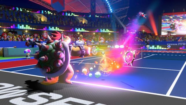 Bowser contro Mario