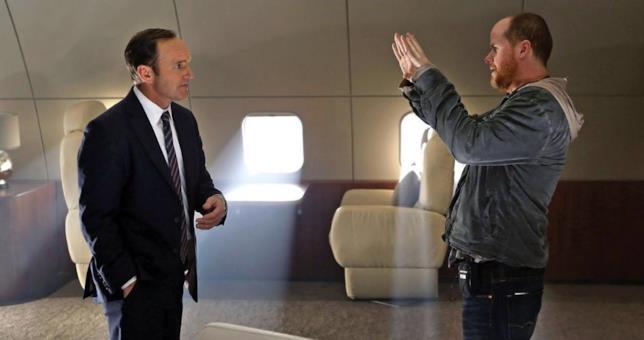 Agents of S.H.I.E.L.D.: Joss Whedon e Clark Gregg