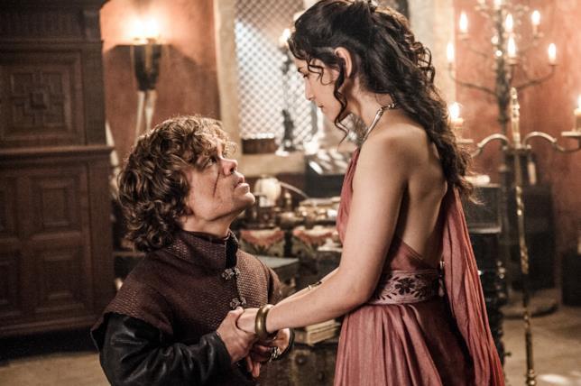 GoT: Tyrion e Shae