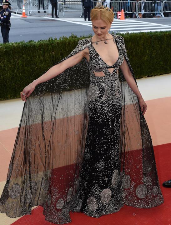Met Gala 2016: Nicole Kidman.