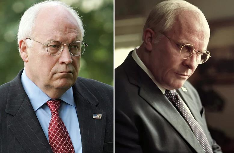 Dick Cheney e Christian Bale alias Dick Cheney