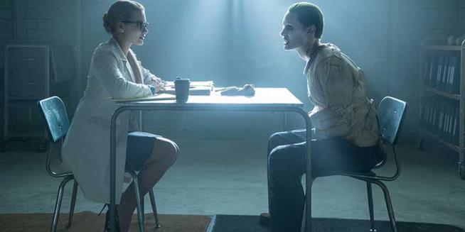 Margot Robbie e Jared Leto sono Harley e Joker in Suicide Squad