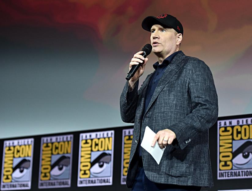 Il presidente Marvel Studios Kevin Feige