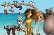 i personaggi di Madagascar