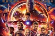 La locandina di Avengers: Infinity War