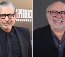 Jeff Goldblum e Danny DeVito in due occasioni ufficiali