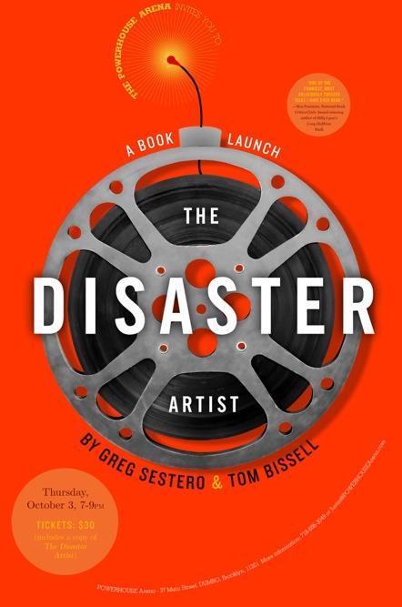 Libro autobiografico di Greg Sestero sulla sua esperienza con Tommy Wiseau e nel film The Room