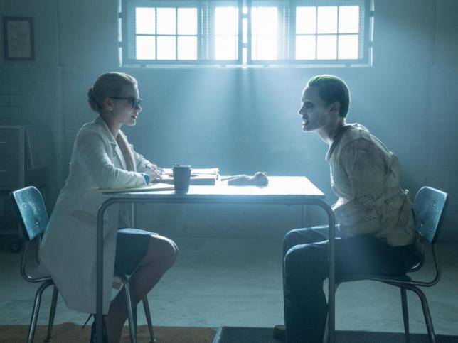 Harley Quinn cerca di curare il Joker, ma se ne innamora