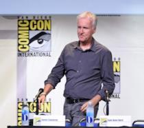 James Cameron al Comic-Con