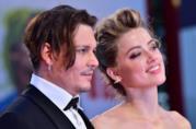 Amber Heard e Johnny Depp quando erano una coppia