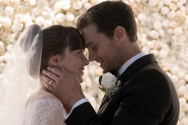 Matrimonio in Cinquanta Sfumature di Rosso