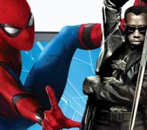Il nuovo Spider-Man e Blade