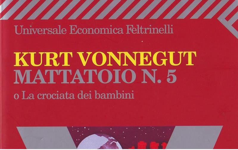Copertina con titolo e autore del romanzo pubblicato da Feltrinelli