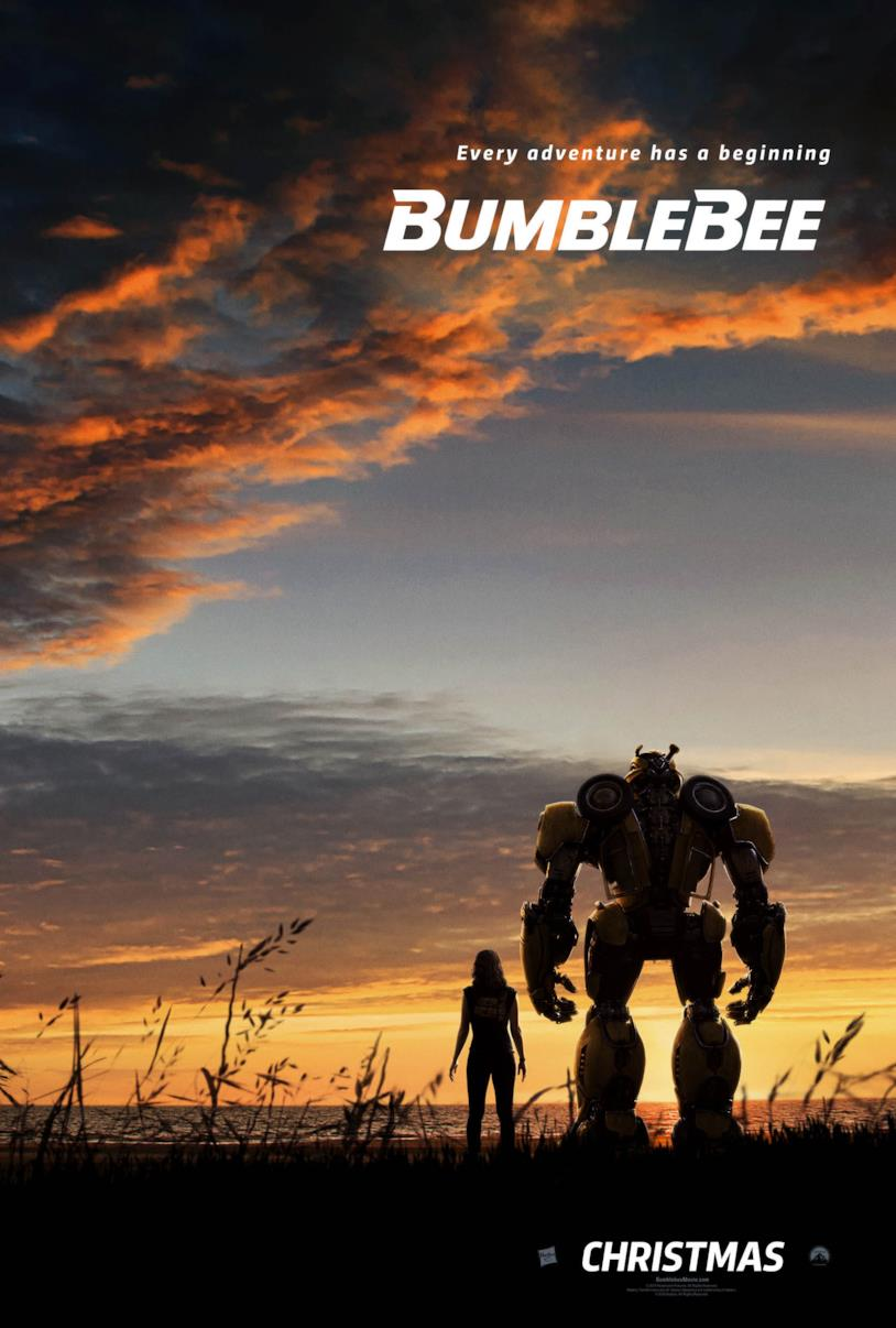 Bumblebee: il teaser poster del film