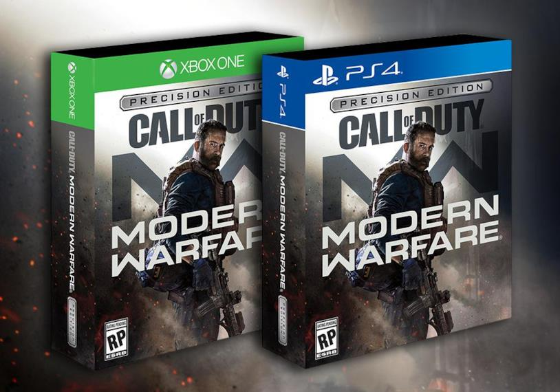 COD Modern Warfare PS4 Xbox One