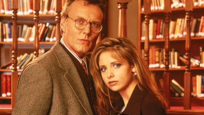 Anthony Head nella serie TV Buffy