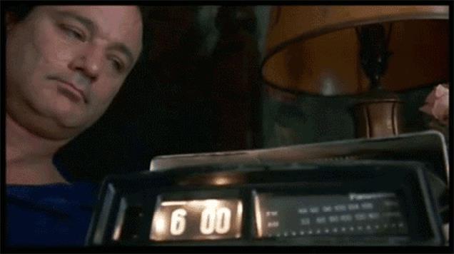 Bill Murray nel film