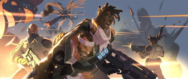 Baptiste è il 30esimo personaggio di Overwatch